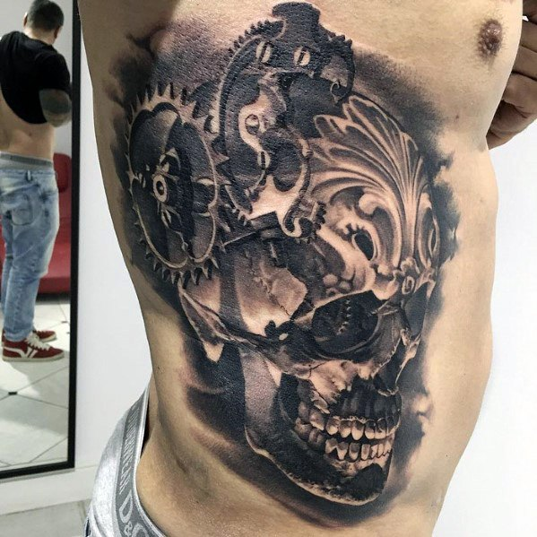 Badass tattoos for men designs ideas and meaning for Bad ass tattoos for guys