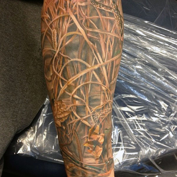 Camo Tattoo Designs  Ideas And Meaning