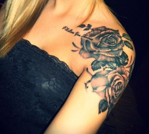 Chest Shoulder Tattoo Designs Ideas And Meaning Tattoos For You