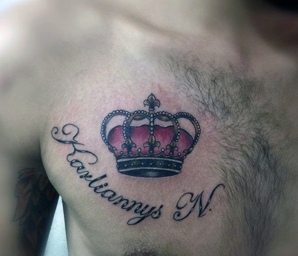 Tattoo Ideas And Designs For Men: Crown Tattoos For Men Designs, Ideas And Meaning