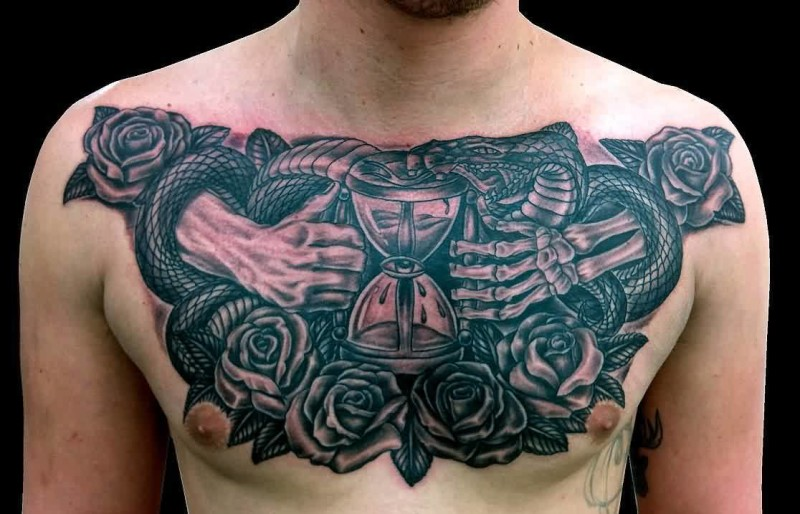 Chest Tattoos For Men Designs Ideas And Meaning Tattoos