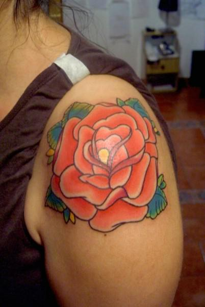 f35b2487c Rose Tattoos for Girls Designs, Ideas and Meaning | Tattoos For You