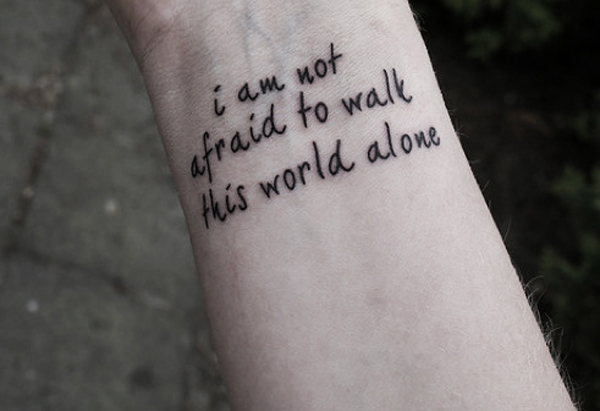 Inspirational Tattoos For Men: Inspirational Wrist Tattoos Designs, Ideas And Meaning