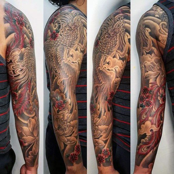 Japanese Sleeve Tattoos Designs Ideas And Meaning Tattoos For You