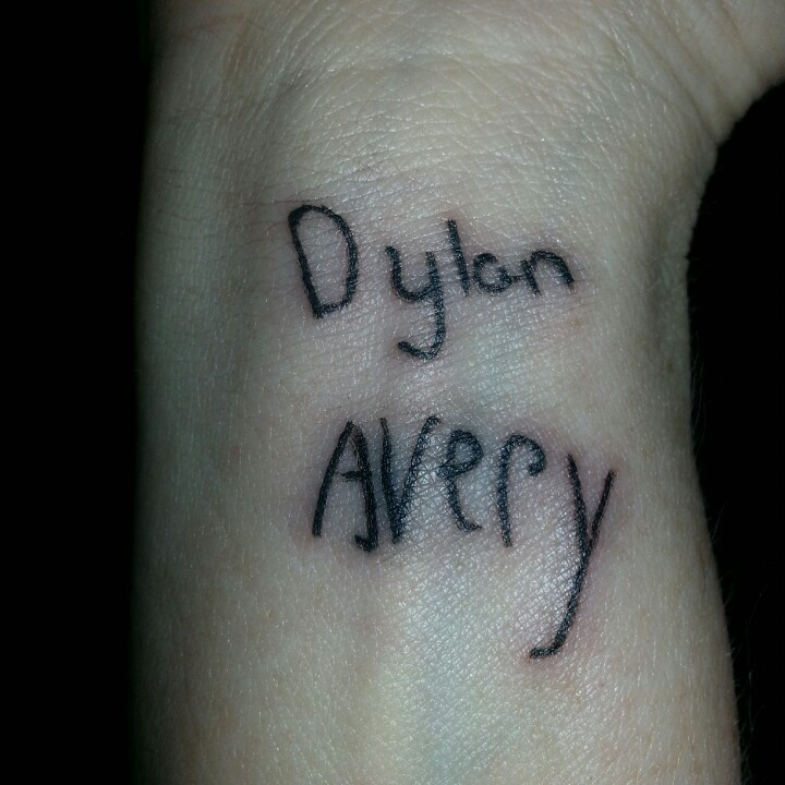 Name Wrist Tattoos Designs Ideas And Meaning Tattoos For You