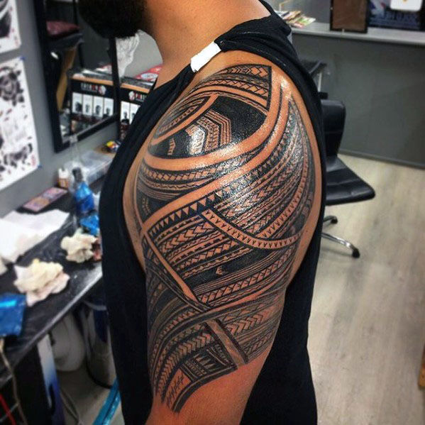 Tribal Tattoos For Men Designs Ideas And Meaning Tattoos For You
