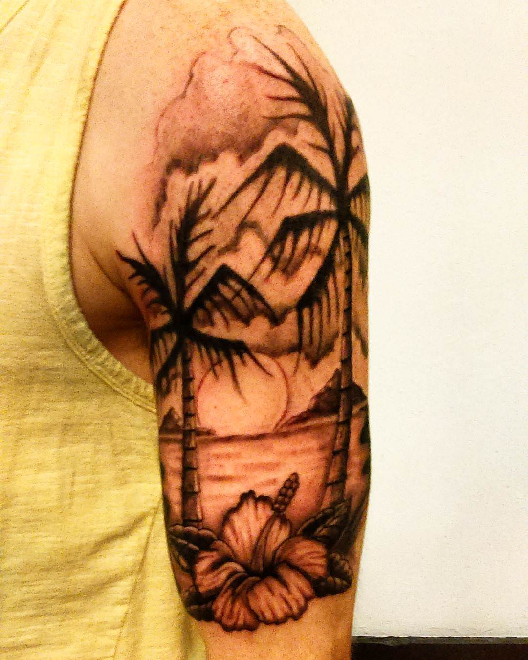 Underarm Tattoos Designs Ideas And Meaning: Nature Tattoos For Men Designs, Ideas And Meaning
