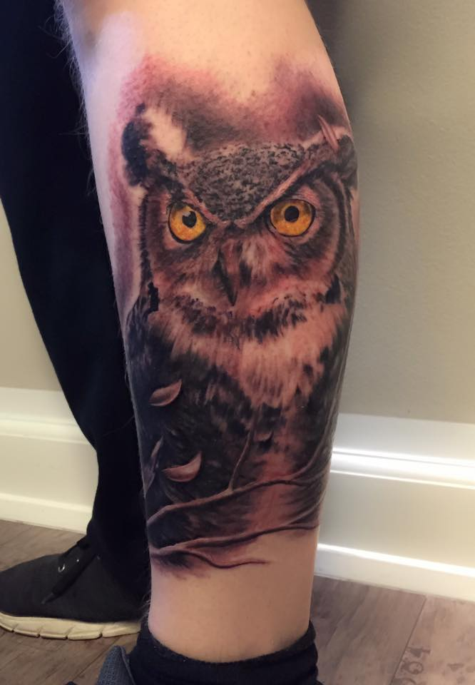 Owl Tattoos For Men Designs, Ideas And Meaning