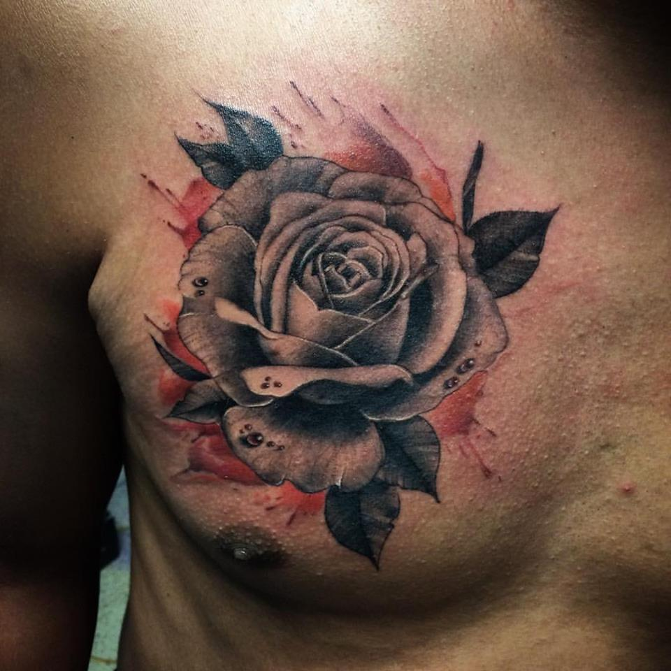 Tattoo For Men Com: Chest Tattoos For Men Designs, Ideas And Meaning