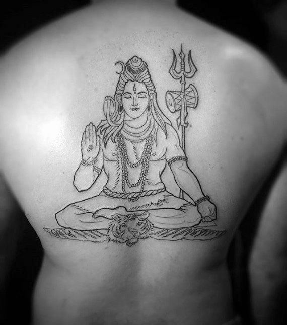 Shiva Tattoo Designs Ideas And Meaning Tattoos For You