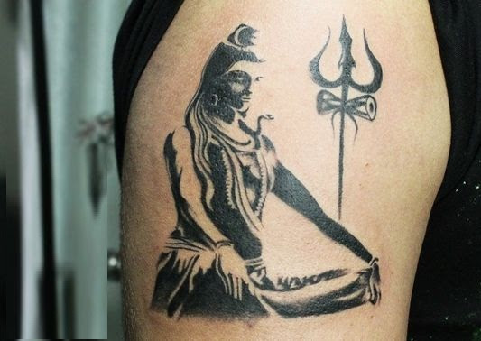 Shiva Tattoo Designs, Ideas and Meaning | Tattoos For You