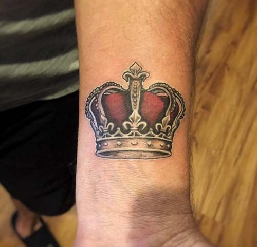 crown tattoos for men designs ideas and meaning tattoos