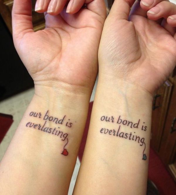 Twin Tattoos for Girls Designs, Ideas and Meaning   Tattoos For You