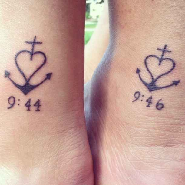 Twin Tattoos For Girls Designs Ideas And Meaning Tattoos For You