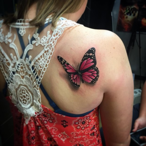 3d Tattoos Designs, Ideas And Meaning