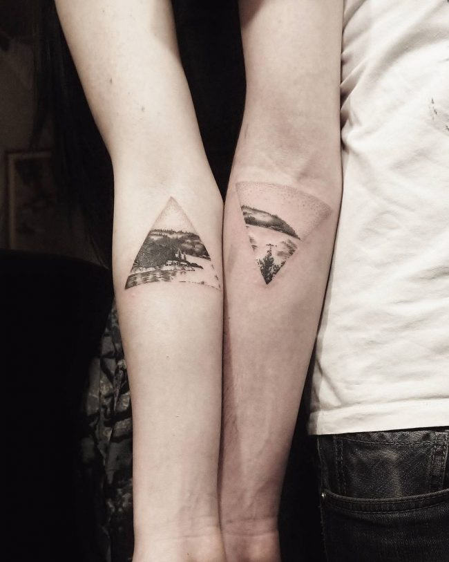 Small Sister Tattoo: Brother Sister Tattoos Designs, Ideas And Meaning