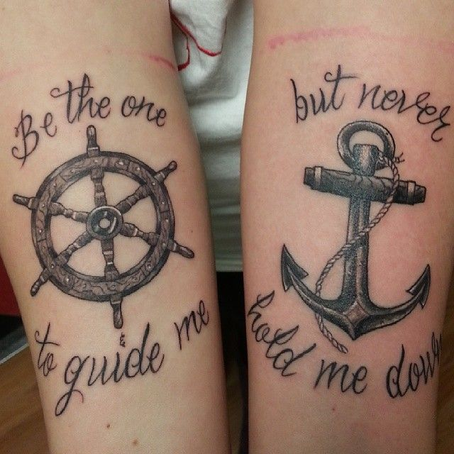 Brother Sister Tattoos Designs, Ideas and Meaning | Tattoos ...