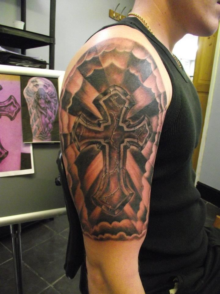 Half Sleeve Tattoo Stencils: Half Sleeve Tattoos Designs, Ideas And Meaning