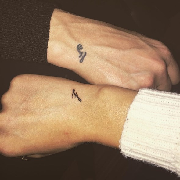 Irish Tattoo Ideas Siblings: Brother Sister Tattoos Designs, Ideas And Meaning
