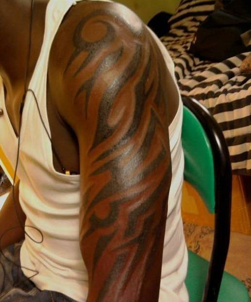 Tattoos For Black Men Designs Ideas And Meaning Tattoos For You