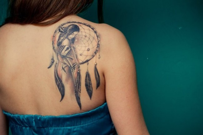 Shoulder Blade Tattoos Designs Ideas And Meaning Tattoos For You