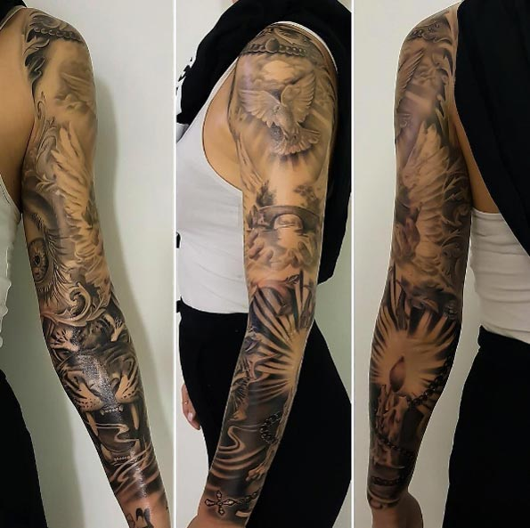 Tattoo Designs Ladies: Sleeve Tattoos For Women Designs, Ideas And Meaning
