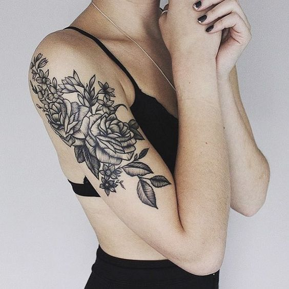 Arm Tattoos For Girls Designs Ideas And Meaning Tattoos For You