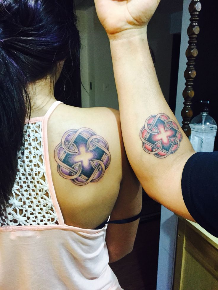 father daughter tattoos designs ideas and meaning