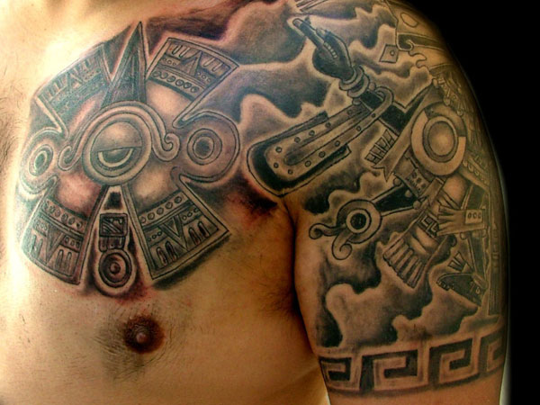 Mexican Tattoos Designs, Ideas and Meaning | Tattoos For You